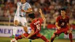 Xem trực tiếp trận U22 Việt Nam vs U20 Argentina ở kênh nào?
