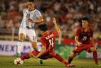 Xem trực tiếp U22 Việt Nam vs U20 Argentina ở đâu?