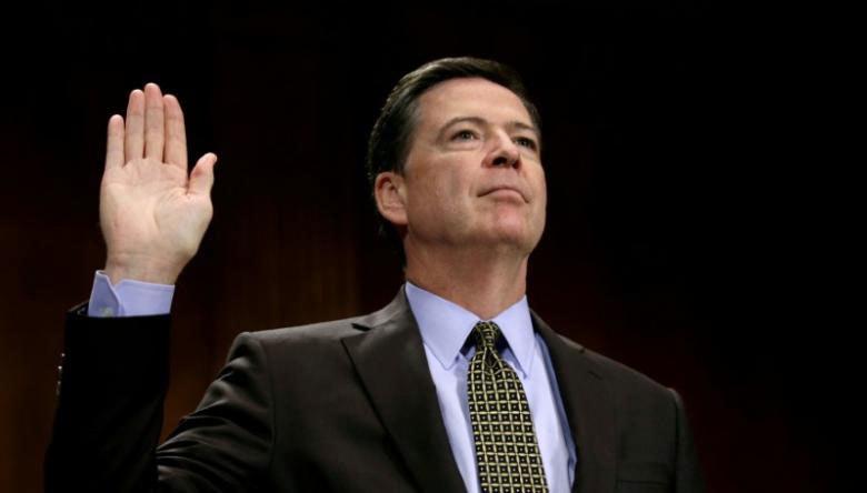 Hé lộ cụm từ báo hiệu 'ngày tàn' của cựu tướng FBI