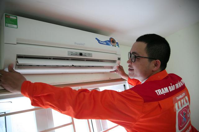 thợ điều hòa, bảo dưỡng điều hòa, điều hòa, tiết kiệm điện