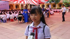 Nữ sinh lớp 8 viết thư gửi Tổng thư ký Liên Hợp Quốc
