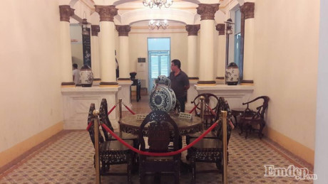 Ngôi nhà bề thế nhất Nam kỳ lục tỉnh của công tử Bạc Liêu