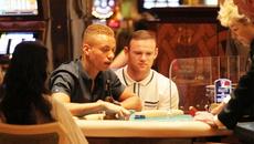 """Rooney đánh bạc: """"Đốt"""" 15 tỷ trong hai tiếng ở casino"""