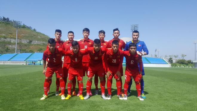U20 Việt Nam, U20 Vanuatu, U20 thế giới, HLV Hoàng Anh Tuấn