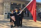 Lê Quang Liêm tốt nghiệp xuất sắc đại học Mỹ