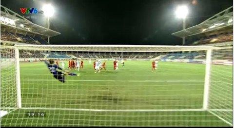 U22 Việt Nam 0-1 U20 Argentina phút 16 goal