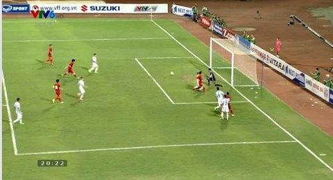 U22 Việt Nam 0-3 U20 Argentina phút 63