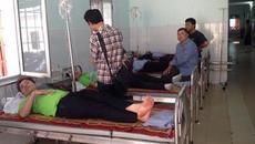 26 người nhập viện khi du lịch đảo Cát Bà