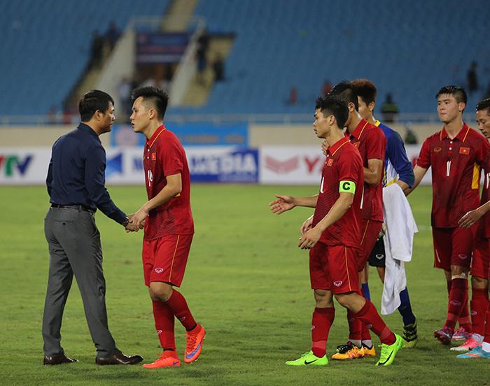 U22 Việt Nam, U20 Argentina, HLV Hữu Thắng, Công Phượng, U20 Argentina