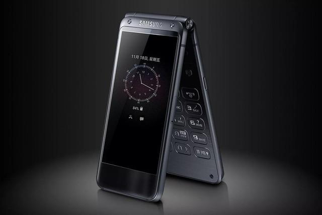 Samsung sắp ra mắt mẫu điện thoại nắp gập cao cấp mới