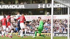 MU thua sấp mặt trên sân Tottenham