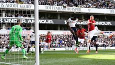 Video bàn thắng Tottenham 2-1 MU