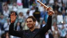 Lần thứ 5 vô địch Madrid Open, Nadal qua mặt Federer