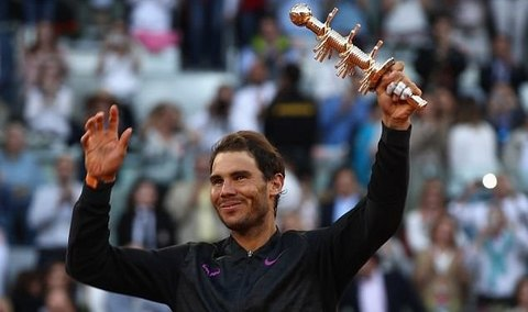 Dominic Thiem 0-2 Rafael Nadal