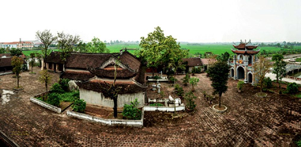 Trộm đột nhập nhà chùa, khoắng hết tiền vàng ở Bắc Ninh