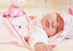 Nguyên tắc 'vàng' chọn khăn bông quấn bé sơ sinh