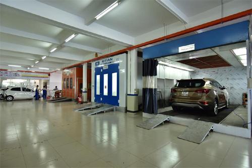 Hyundai Ngọc An phục vụ 24/7