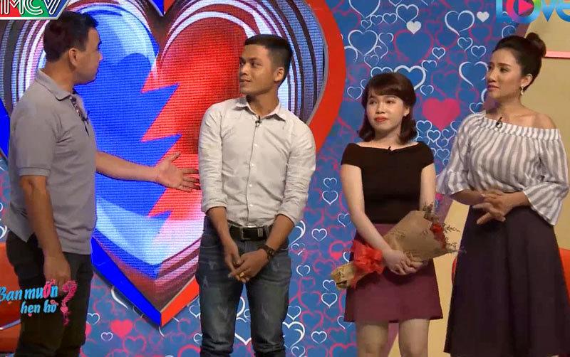 Bạn muốn hẹn hò tập 270: Chàng trai bị đá vì thiếu kinh nghiệm hôn