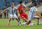 """Công Phượng lên tiếng về trận thua """"cháy túi"""" trước U20 Argentina"""
