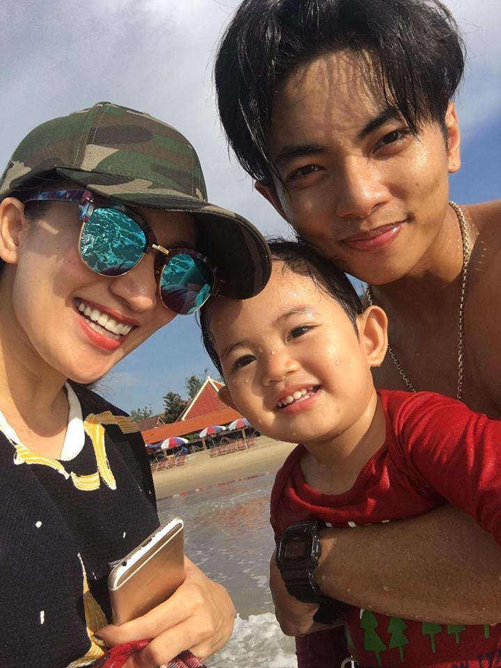 Khởi My - Kelvin Khánh, du lịch nước ngoài, sao Việt