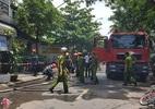 Đà Nẵng: Cháy lớn giữa trưa, 4 người trong gia đình hoảng loạn