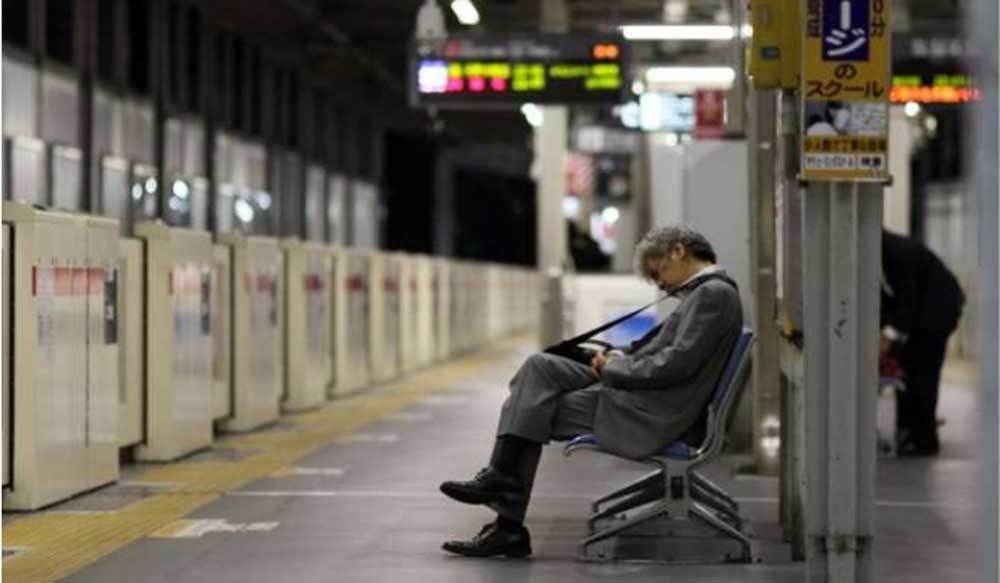 Nhật Bản, văn hoá,uống rượu, đồng hồ, làm việc, công sở