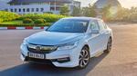 Quà 'khủng' tặng khách mua Honda CR-V và Honda Accord