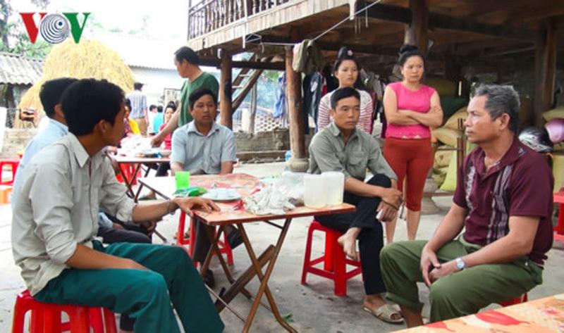 giải cứu lợn, tai nạn chết người, Điện Biên