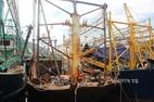 Tàu vỏ thép rỉ sét do 'nước biển quá mặn': Cần công an điều tra