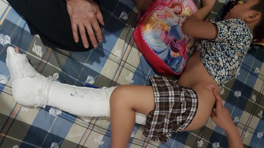 Không khởi tố hình sự vụ xe đâm học sinh ở trường Nam Trung Yên