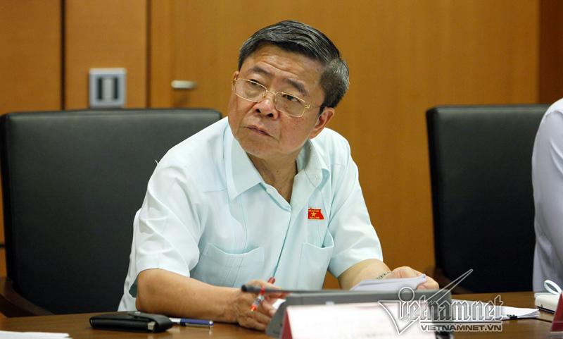 Ông Võ Kim Cự thôi làm đại biểu Quốc hội
