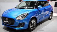 Suzuki Swift 2017: Xe sang cỡ nhỏ giá chỉ 320 triệu