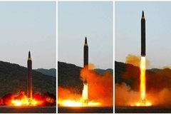 """Triều Tiên tuyên bố thử tên lửa """"mọi lúc, mọi nơi"""""""