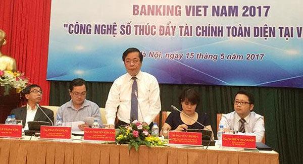 Banking Vietnam, công nghệ số, tài chính toàn diện, Ngân hàng Nhà nước