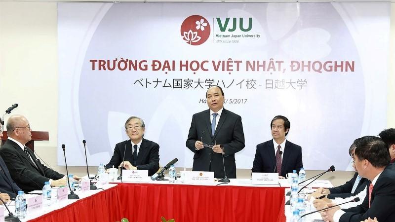 Thủ tướng: 'Trường đại học cần đề cao tính phản biện'
