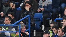 Vợ Conte bật khóc trong lần hiếm hoi xem Chelsea
