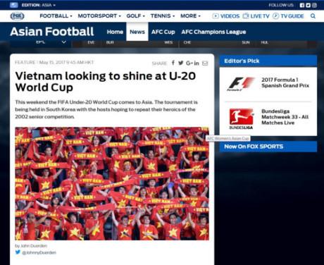 tin thể thao, tin bóng đá, U20 Việt Nam, MU, Hoàng Anh Tuấn