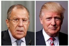 Ông Trump bị tố tiết lộ tin mật cho Ngoại trưởng Nga