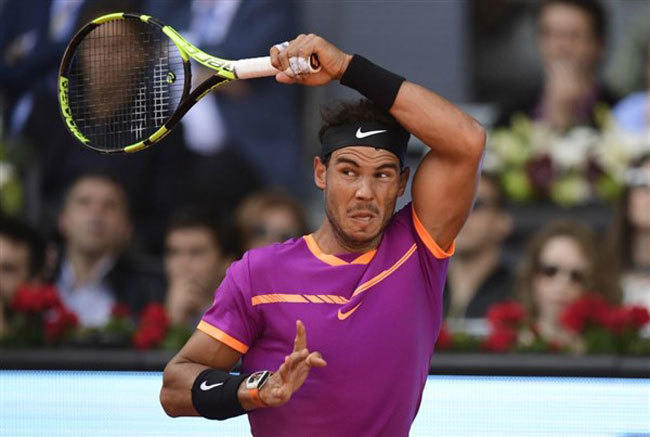 Roland Garros, Federer, Nadal