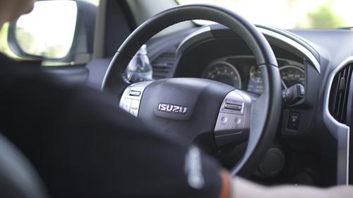 Khả năng tiết kiệm nhiên liệu đáng nể của xe Isuzu