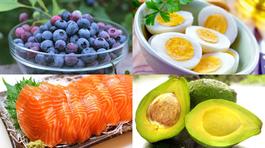 9 thực phẩm giúp não bộ sĩ tử tập trung tốt hơn
