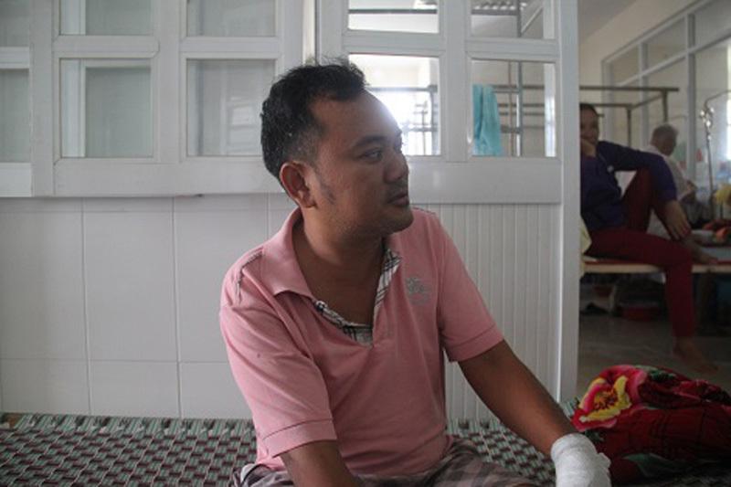 hành hung, công an huyện Phù Mỹ, Bình Định