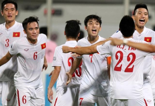 U20 Việt Nam, U20 thế giới, HLV Hoàng Anh Tuấn, U20 World Cup 2017
