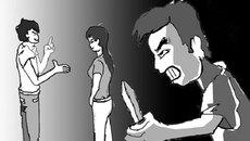 Bắt tạm giam đối tượng khủng bố chồng tình cũ