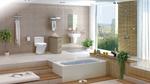 Gợi ý cải tạo phòng tắm mùa hè