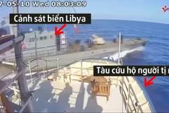 Lý do sau màn 'tạt đầu' nguy hiểm của tàu chiến