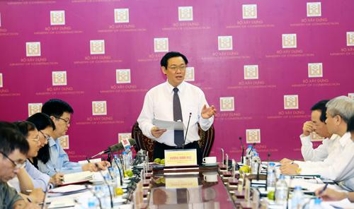 Bộ Chính trị,quy hoạch cán bộ,luân chuyển cán bộ,Phó Thủ tướng Vương Đình Huệ,Vương Đình Huệ
