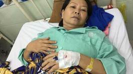 Bệnh tim 10 năm, mẹ nghèo khắc khoải chờ cơ hội cuối cùng