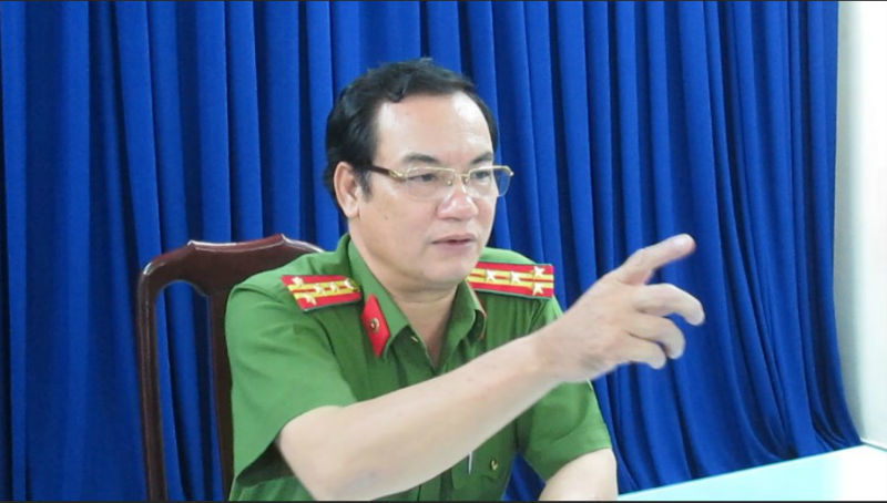 Tướng Phan Anh Minh: Bé gái 7 tuổi không bị xâm hại ở trường
