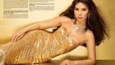 Siêu mẫu Hà Anh làm giám khảo Miss Photo 2017